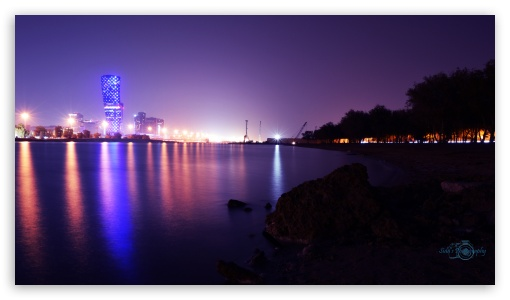 Download ADNEC Abu Dhabi UltraHD Wallpaper