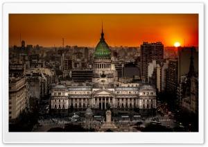 Argentine National Congress...