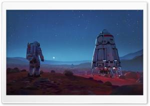 Space Exploration Art