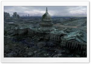Fallout 3 Capitol Building
