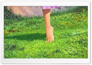Rapunzels Foot