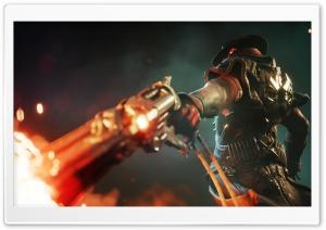 Paragon Video Game, Revenant...