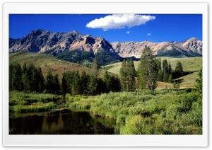 Mountain Lake 39