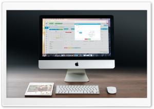 Modern Office Workspace...