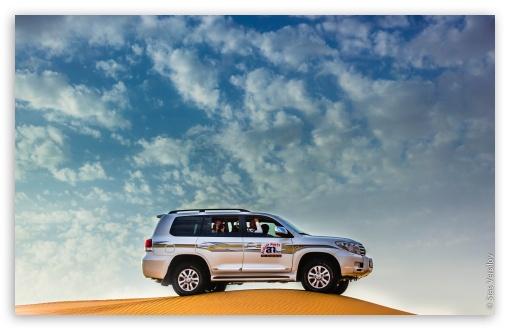 Download Safari In Dubai UltraHD Wallpaper