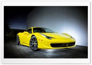 2013 Ferrari 458 Italia...