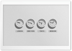 Time - The World Clock -...