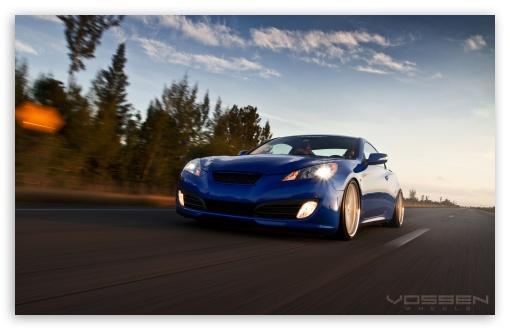 Download Vossen Wheels Genesis Roller UltraHD Wallpaper