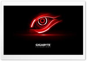 Gigabyte Red Eye