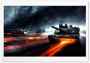 Battlefield 3 - Tanks