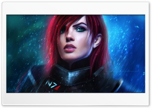 Commander Shepard - Mass Effect