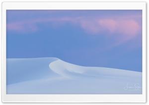 White Desert Dune