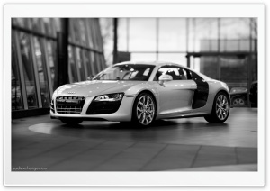 Audi R8 V10 5.2 FSI Coupe