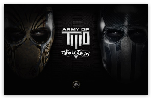 Download Army of Two---EA game 2013 UltraHD Wallpaper
