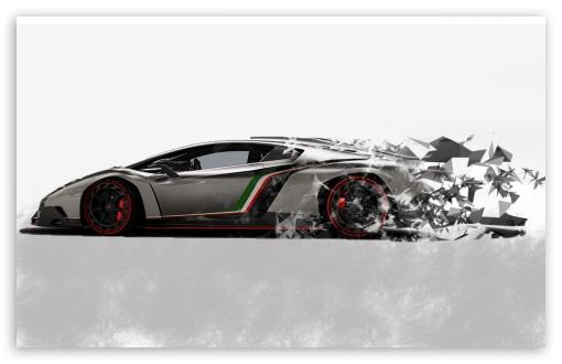 Download Lamborghini Dispersion UltraHD Wallpaper