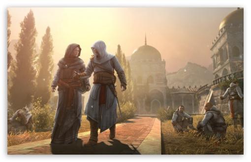 Download Assassin's Creed Revelations Masyaf... UltraHD Wallpaper