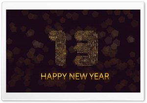 Happy New Year 2013 Greetings