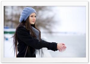 Girl, Winter
