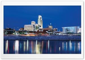 Missouri River At Omaha