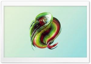 3D Colorful Glass Art,...