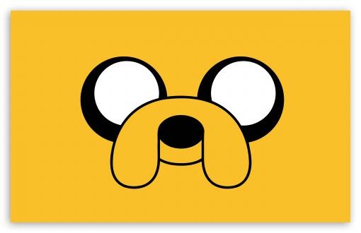 Download Adventure Time - Jake UltraHD Wallpaper