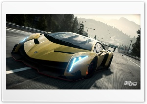Need For Speed Rivals...