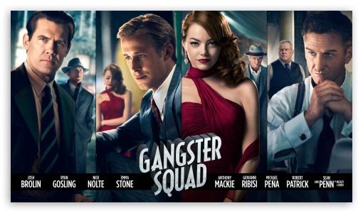 Download Gangster Squad (2013) UltraHD Wallpaper