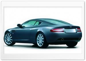 Blue Aston Maritn DB9