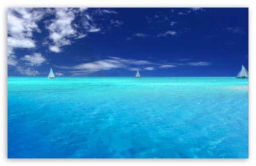 Download Sailing UltraHD Wallpaper