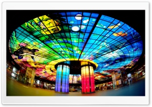 Dome of Light, Formosa...
