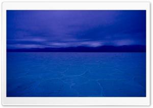 Salt Flats Death Valley
