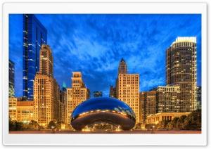 Cloud Gate, Chicago,...