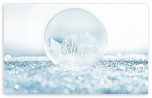 Download Frozen Bubble, Snow UltraHD Wallpaper