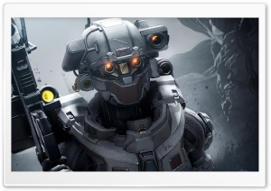 Halo 5 Guardians Linda 2015...