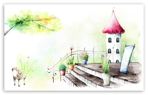 Download 2D Digital Art 24 UltraHD Wallpaper