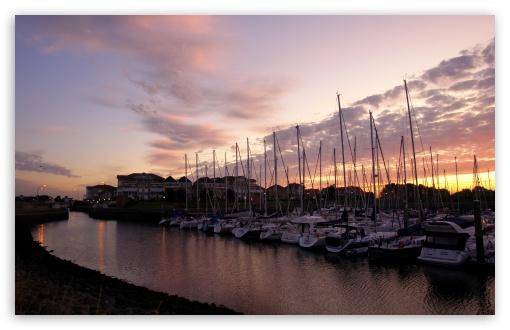 Download Yachts UltraHD Wallpaper