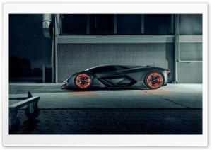 Amazing Electric Lamborghini...