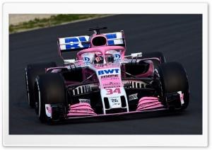 Force India F1 2018
