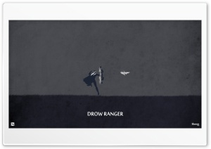 Drow Ranger - DotA 2