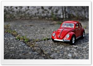 Red Mini Beetle