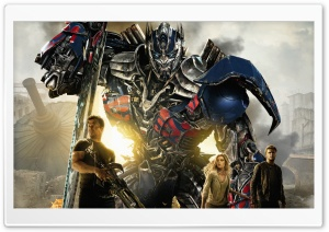 Transformers 4 Age of...