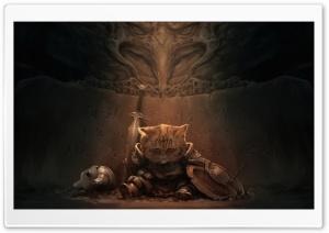 Dragonborn Cat