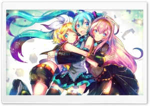 Cool Vocaloid Anime