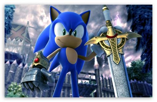 Download Sonic the Hedgehog UltraHD Wallpaper
