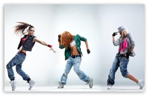 Download Dancers UltraHD Wallpaper