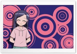 Happy Girl Anime