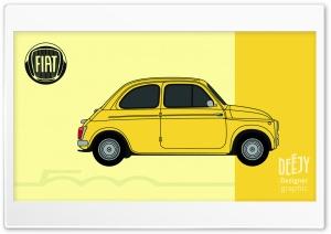 Fiat 500 poster-Jessy...