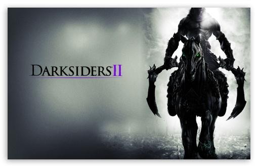 Download Darksiders II (2012) UltraHD Wallpaper