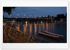 Reno river Basel
