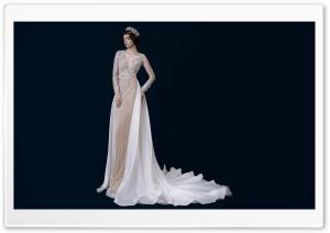 Bride, Vintage Wedding Dress